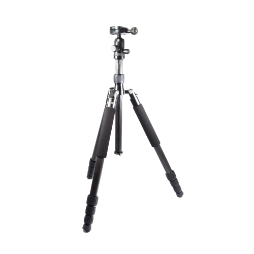 SRB 25mm On-It Carbon Fibre Tripod Black